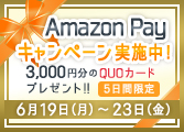 Amazon Payキャぺーン